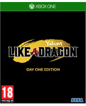 Yakuza - Like a Dragon (Day One Edition) (Xbox One)