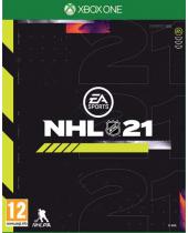 NHL 21 CZ + bonus DLC (Xbox One)