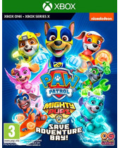Paw Patrol - Mighty Pups Save Adventure Bay (Xbox One)