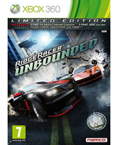 Ridge Racer Unbounded (Limited Edition) (Xbox 360)
