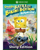 Spongebob Squarepants - Battle for Bikini Bottom Rehydrated (Shiny Edition) (Xbox One)