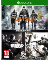 Tom Clancys Rainbow Six - Siege + Tom Clancys The Division (Xbox One)