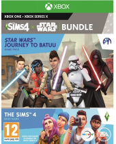 The Sims 4 + Star Wars - Journey to Batuu (Xbox One)