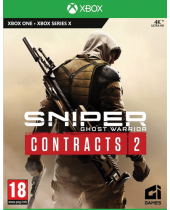 Sniper Ghost Warrior - Contracts 2 CZ (Xbox One/XSX)