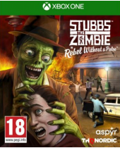 Stubbs the Zombie in Rebel Without a Pulse (Xbox One)