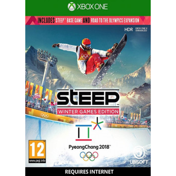 Steep (Winter Games Edition) (Xbox One)