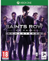 Saints Row - The Third (Remastered) CZ (Xbox One)