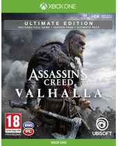 Assassins Creed - Valhalla (Ultimate Edition) (Xbox One)
