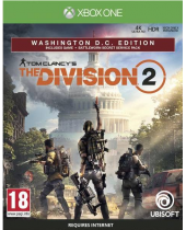 Tom Clancys - The Division 2 (Washington D.C. Edition) (Xbox One)