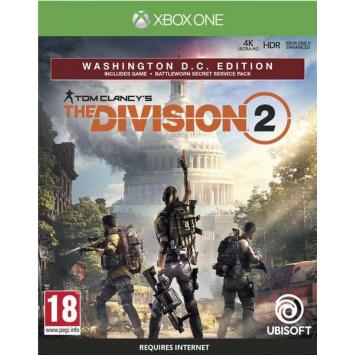Tom Clancys - The Division 2 (Washington D.C. Edition) (Xbox One)