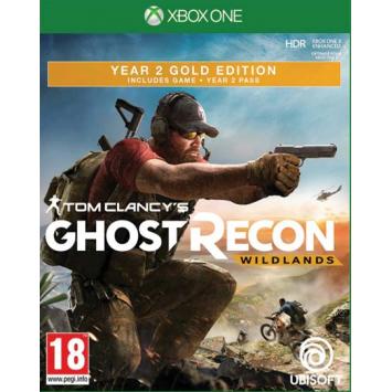 Tom Clancys Ghost Recon - Wildlands CZ (Year 2 Gold Edition) (Xbox One)