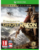 Tom Clancys Ghost Recon - Wildlands CZ (Gold Edition) (XBOX ONE)