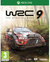 WRC 9 + skladaný plagát (Xbox One)