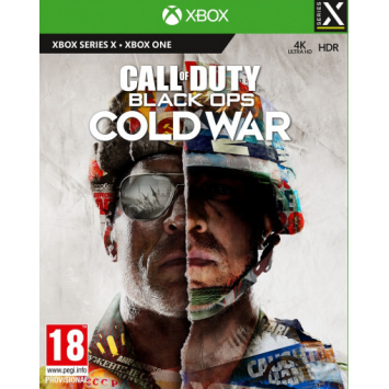 Call of Duty - Black Ops COLD WAR (XSX)