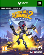 Destroy All Humans! 2 - Reprobed (XSX)