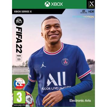 FIFA 22 CZ (XSX)