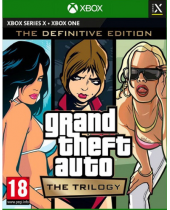 Grand Theft Auto - The Trilogy (Definitive Edition) (Xbox One/XSX)