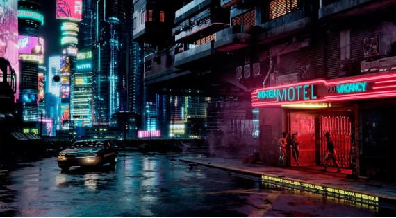 Cyberpunk <br />2077