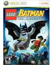 LEGO Batman - The Videogame (XBOX 360)