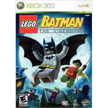LEGO Batman - The Videogame (XBOX 360)