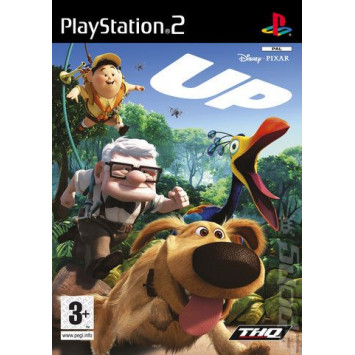 UP! The Videogame (PS2)