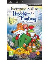 Geronimo Stilton in the Kingdom of Fantasy (PSP)
