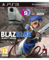 BlazBlue - Calamity Trigger (PS3)