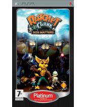 Ratchet & Clank - Size Matters (PSP)