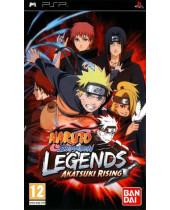 Naruto Shippuden Legends - Akatsuki Rising (PSP)