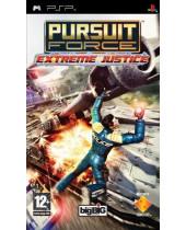 Pursuit Force - Extreme Justice (PSP)