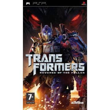 Transformers - Revenge of the Fallen (PSP)
