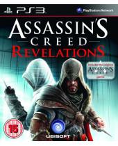 Assassins Creed - Revelations (PS3)