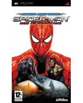 SpiderMan - Web of Shadows (Amazing Allies Edition) (PSP)