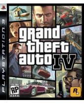 Grand Theft Auto 4 (GTA 4) (PS3)