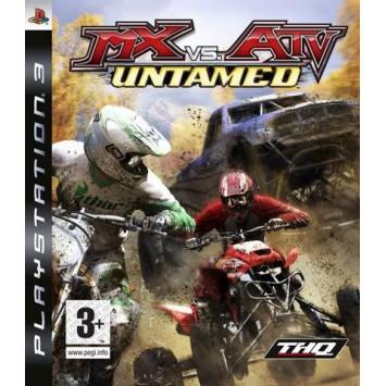 MX vs. ATV - Untamed (PS3)