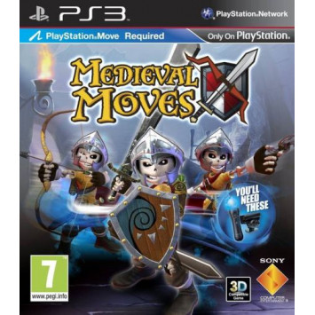 Medieval Moves - Deadmunds Quest (PS3)
