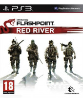 Operation Flashpoint - Red River (PS3)
