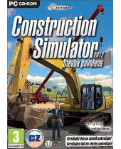 Construction Simulator 2012 - Stavba povolena CZ (PC)
