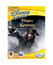 Disney Piráti z Karibiku - Na konci světa (PC)