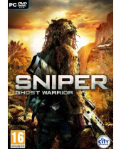 Sniper - Ghost Warrior CZ (GOLD Edition) (PC)