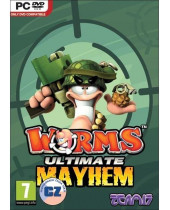 Worms - Ultimate Mayhem CZ (PC)