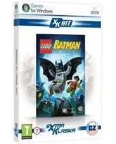 LEGO Batman - The Videogame CZ (PC)