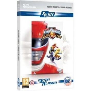 Power Rangers - Super Legends CZ (PC)