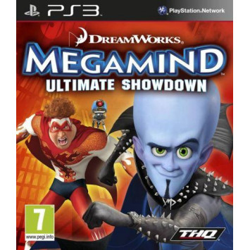 Megamind - Ultimate Showdown (PS3)