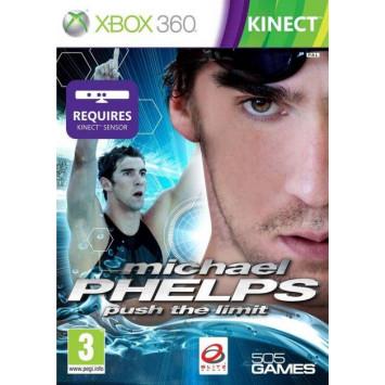 Michael Phelps - Push the Limit (XBOX 360)