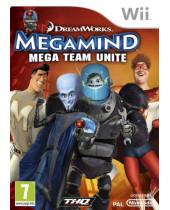 Megamind - Mega Team Unite (Wii)