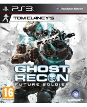 Ghost Recon - Future Soldier (PS3)