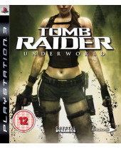 Tomb Raider - Underworld (PS3)