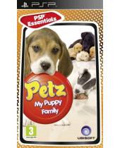 Petz - My Puppy Family (PSP)