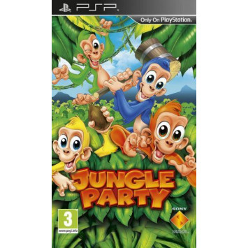 Jungle Party (PSP)